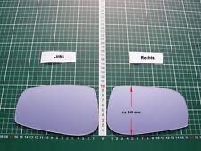 Außenspiegel Spiegelglas Ersatzglas Volvo S80 ab 2004-2006 Li oder Re sph