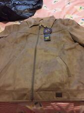 Suede Jacket MX