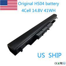 New Genuine HP HS04 HS03 807956-001 807957-001 807612-421 807611-421 Battery OEM