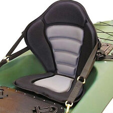 Adjustable Padded Kayak Seat+Detachable Canoe Backrest Back Bag Seat HOT