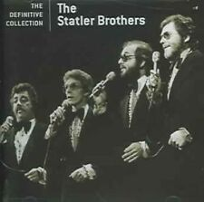 The Definitive Collection by The Statler Brothers (CD, Apr-2005, Mercury)