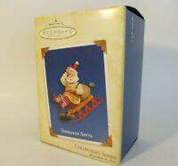 Hallmark Keepsake Ornament Toymaker Santa 6th sixth in the series 2005