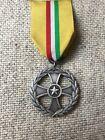 Italy: Italian Desert Storm medal, Gulf War cross of 1990-1991