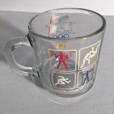 1984 Olymipics Coffee Mug Games of The XXIIIrd Olympiad Gymnastics Track & Field