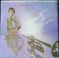 "HERB ALPERT : Magic Man (7"" PS ITALY 1981) -MINT-"