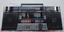 1984er TOP STAR 34 BIG Stereo Radio Cassette Recorder BOOMBOX Ghetto Blaster