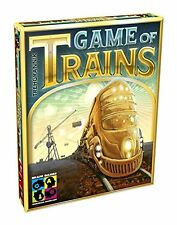 Game Of Trains Family Card Game Brain Games BGP 5175