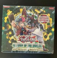 YuGiOh Return of the Duelist Special Edition Mini Box