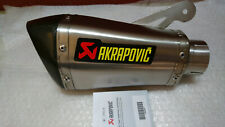 Scarico, Terminale Exhaust slip on, Akrapovic BMW S1000R S1000RR
