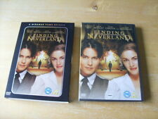 Finding Neverland (DVD, 2005) Johnny Depp - NEW - SEALED