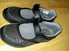 Stride Rite Black Casual Dressy Mary Janes Toddler Girls Size 10 M