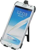 Für Samsung Galaxy Note 2 Schale Halter Halteschale Ständer HR GRIP 510 103 11