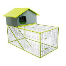 Parque de exteriores para Conejos y Cobayas modelo 597G