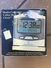 Southwestern Bell Freedom Phone Caller ID Clock Radio Cordless Telephone #15