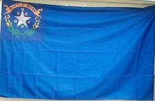 State Flag of Nevada - All Nylon - Size 4' x 6' - Made in USA