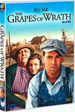 Grapes of Wrath / John Ford, Henry Fonda, Jane Darwell (1940) - DVD new