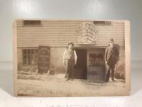 Boarding House Salem MA Massachusetts Thom Smith Fowler cabinet card photo