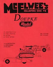 McElwee's #4 Guide to Doepke Model Toys