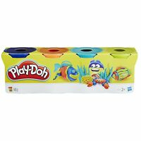 Children Play Doh Dough Tub Hasbro Shape Multicolour Modelling Clay Kids Toy