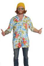 The Dragons Den Hawaiian Surfer Shirt One Size Stoner Fancy Dress Accessory