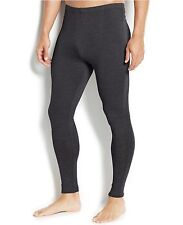 $60 32 DEGREES Heat Mens THERMAL PANTS Gray Long John Leggings BASE LAYER S