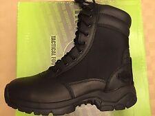 INTERCEPTOR Tactical Size 8 1/2 Footwear Black M Boots NEW! Mens Boys