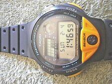 Casio Mod 987 TS-200 Thermometer Watch