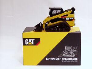Caterpillar 287D Track Skid Steer Loader - 1/24 - CCM - Diecast - Brand New 2017