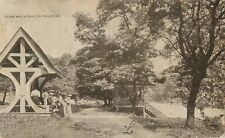 1908 Natural Well at Rock Point Park, Pennsylvania Postcard