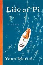 Life of Pi by Yann Martel (2002, paperback)