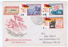 DDR Briefmarken der DDR (1960-1970) mit Ersttagsbrief-Erhaltungszustand
