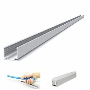 LED Neon Flex Aluminium Channel Profile Mounting Track 8x16mm Neon Flex 1 Metre