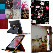 360 Rotating Smart Case Magnetic Cover with Pocket Pen Holder for Old &New iPad