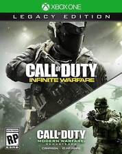 Call of Duty Infinite Warfare Legacy Edition - Xbox One Game - BRAND NEW SEALED