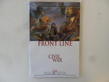 Marvel EXCLUSIF Nº 67-Civil était-Front Line-Softcover-état: 0-1