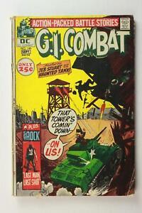 LOT of TWO G.I. COMBAT 1970s COMICS # 123 & 149