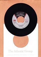 """FLOYD, EDDIE - KNOCK ON WOOD / WILLIAM BELL  """"JUKEBOX"""" 45  ATLANTIC  UNPLAYED"""