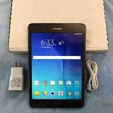 Samsung Galaxy Tab A SM-T350NZ 16GB, Wi-Fi, 8in - Smoky Titanium