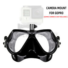 Swimming Scuba Diving Mask Protector Camera Mount For gopro Underwater Accessory