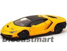 Artículos de automodelismo y aeromodelismo amarillos, Lamborghini de escala 1:24