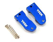 Traxxas L/R Aluminim Caster Blocks Blue 1/10 Stampede 2WD VXL / XL-5 TRA3632A