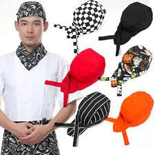 Colourfull Pirates Chef Cap Skull Cap Professional Catering Various Chef Hat _ec