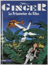 BD prix réduit Ginger Le prisonnier du Kibu