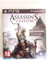 Assassin's Creed III 3 PS3 PlayStation 3