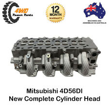 Mitsubishi Triton Challenger 4D56DI New Complete Cylinder Head 4 Cyl 16v