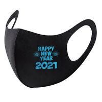 Unisex Mode Weihnachten Mund-Maske waschbar Stoffmaske wiederverwendbar L/P