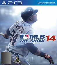 Baseball Sony PlayStation 3 Region Free Video Games