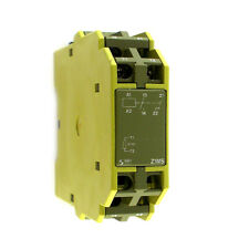 Pilz Din Rail Relay Module Card Z1MS / 24V/ 1A1R 679055