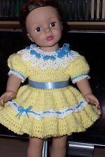 """Madame Alexander 18"""" dolls Modern"""