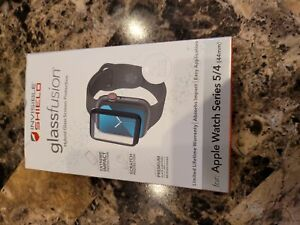ZAGG InvisibleShield-Glass Fusion Apple Watch Series 5/4 - 44mm